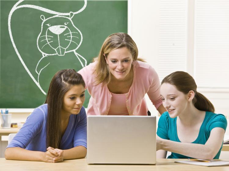 Die Lehrerhilfe