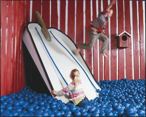 Alternativen zu Indoor-Spielplätzen
