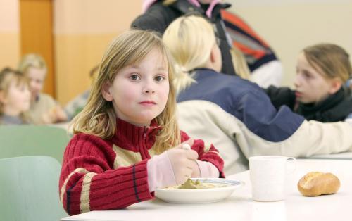 Kinderarmut viel zu weit verbreitet