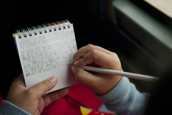 Lesehinweis: ….das Ende der Handschrift?