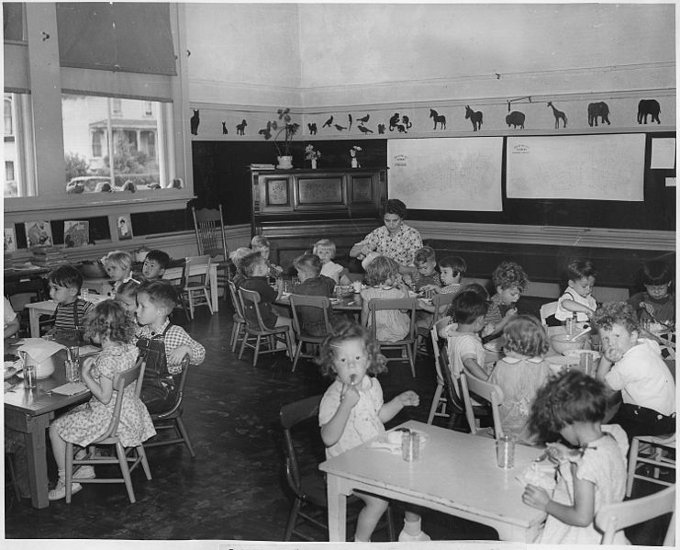 Der passende Kindergarten, die passende Kita