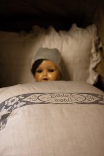 Junior übernachtet woanders