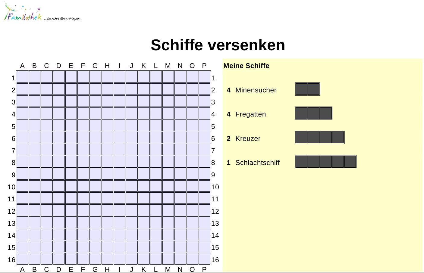 schiffe versenken � wikipedia
