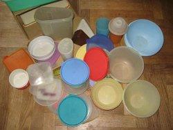 Offene Lebensmittel sicher verpacken