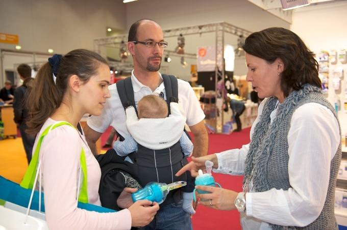 Babymesse München: Freikarten zu gewinnen