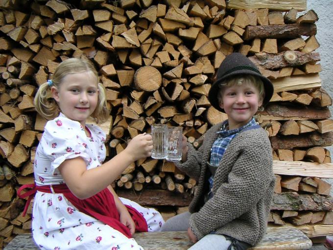 Wiesn-Kinder: Willkommen auf dem Oktoberfest