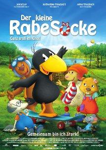 Der kleine Rabe Socke – im Kino