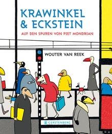 Auf den Spuren von Piet Mondrian