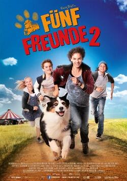 Kinderfilm Fünf Freunde 2 Auf der Jagd nach dem grünen Auge
