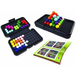 Logikspiele IQ Puzzler, IQ Twist und IQ Fit