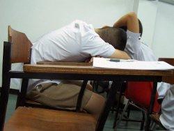 Genug Schlaf für Schulkinder