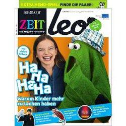 Leo – Das Magazin für Kinder aus dem Zeit-Verlag
