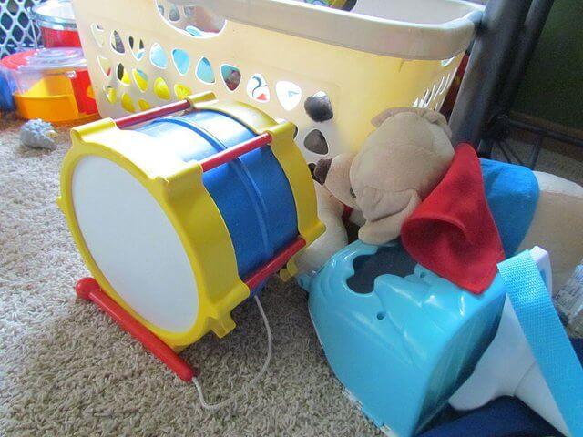 Spielzeug waschen – was geht, was geht nicht?