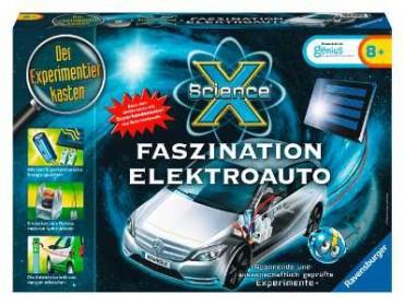 Elektroauto selber basteln