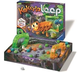 Kakerlaloop – Kakerlaken spielen mit